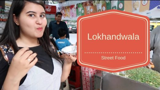 Chicken Frankie or Chicken Vada Pav? | Andheri Lokhandwala | Golgappa Girl