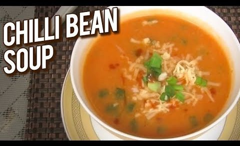 Chilli Bean Soup Recipe - How To Make Kidney Bean Soup -  Monsoon Special - Rajshri Rewinds - Ruchi