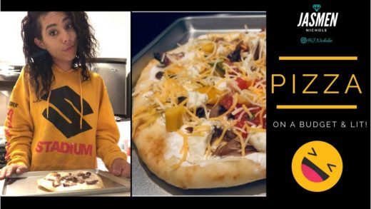 Cooking on a Budget   HOW TO cook PIZZA