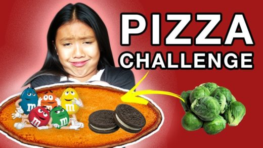 DON'T EAT THIS PIZZA CHALLENGE!