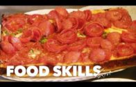 FOODporn.pl Detroit Pizza Gets a New York Twist From These NYC Slice Masters | Food Skills