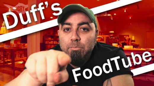 Duff's FoodTube is coming to Hungry! What should he do next?