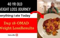 FOODporn.pl Easy Low Carb Meals / Pizza Casserole Dinner / Weight loss journey 2018 Day 18