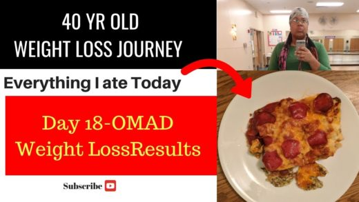 Easy Low Carb Meals / Pizza Casserole Dinner / Weight loss journey 2018 Day 18