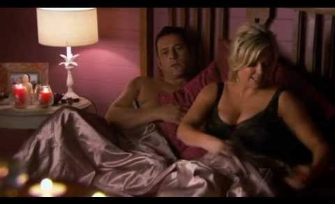 Emily Symons Cleavage!-2011 Home and Away