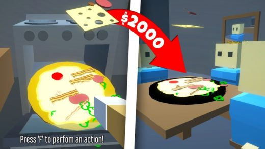 Expensive PIZZA SIMULATOR
