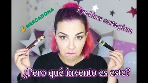 Eye-Liner Corta-pizza de Mercadona . ¿Funciona?