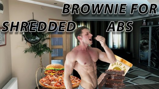 FANTASY LOW CALORIE CARB UP || TWB || BROWNIE FOR ABS