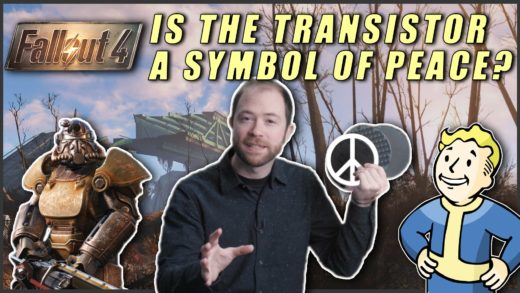 Fallout 4: Is the Transistor a Symbol of Peace?   Idea Channel   PBS Digital Studios