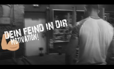 Fitness Motivation - DEIN FEIND IN DIR