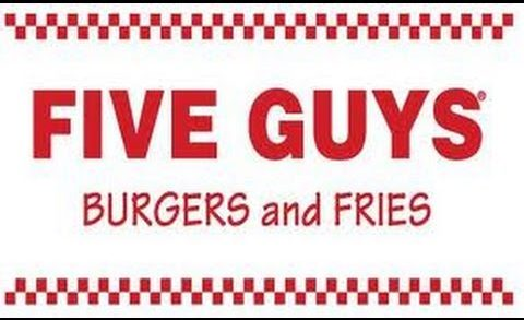 Five Guys Bacon Cheese Dog Review