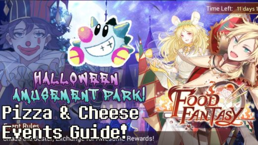 Food Fantasy | Pizza Event Guide (Clown Fight Strategy, get Cheese Shards!)