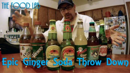 Food Lab - 140 - Epic Ginger Soda Throw Down