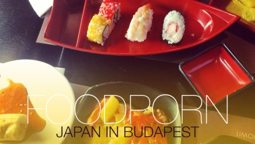 Food Porn - Japan in Budapest