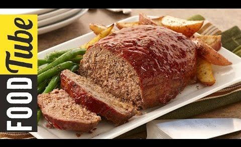 FoodTube:  Meatloaf
