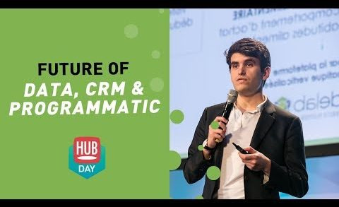Foodlab : alliance data au pays de l'alimentaire - HUBDAY Future of Data (2018)