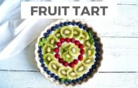 FOODporn.pl Fresh Fruit Tart With A Gluten-Free Crust | Healthy Grocery Girl Cooking Show