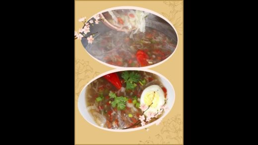 Fresh Vegetables soup recipe / easy and quick method to make / zunaira's food diaries