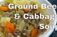 FOODporn.pl Ground Beef and Cabbage Soup Recipe ||  Le Gourmet TV Recipes