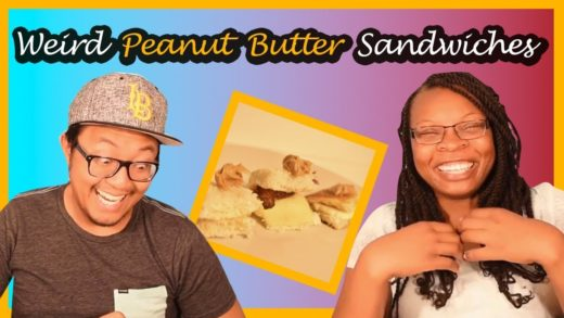Guess That Food - Weird Peanut Butter Sandwiches