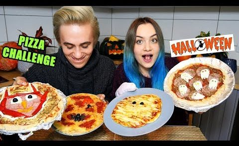 HALLOWEENOWA PIZZA CHALLENGE