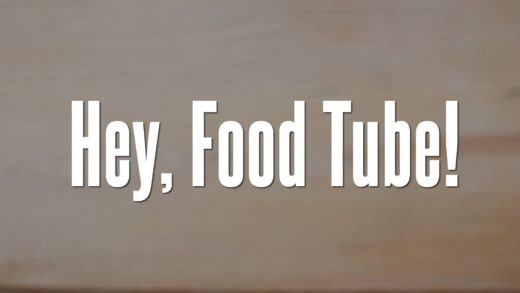HEY FOOD TUBE! | Cook With Amber