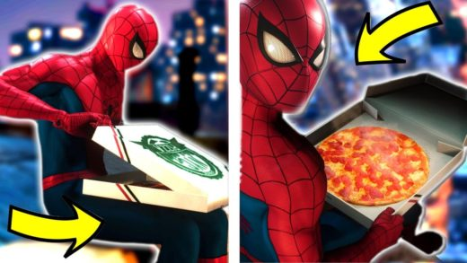 HO ORDINATO UNA PIZZA SU SPIDERMAN! | Spider-Man #2 *NUOVO DLC*
