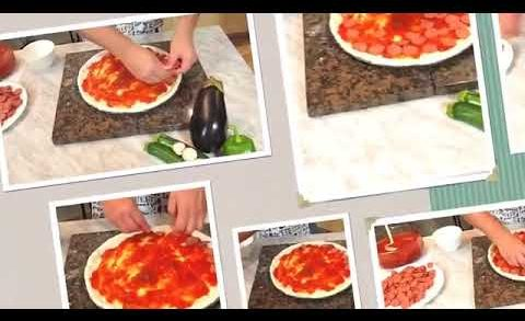 HOW TO MAKE PIZZA AT HOME. VERY CHEAP.
