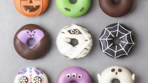 Halloween!! Which one do you choose? 1, 2, 3, 4, 5, 6, 7, 8, 9? - Start to bake with ...