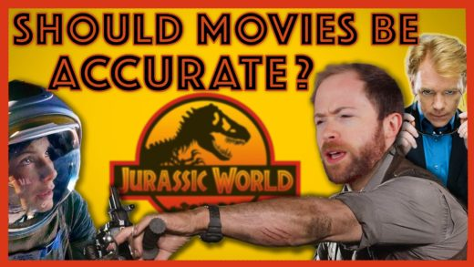 How Accurate Should Movies Be? | Idea Channel | PBS Digital Studios