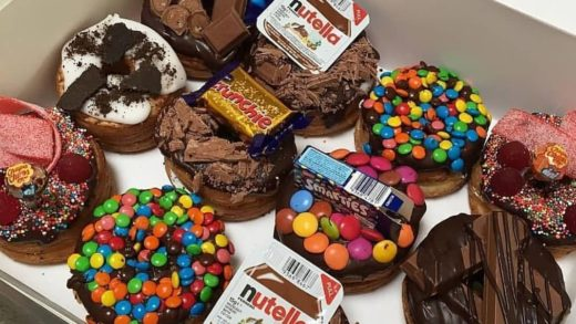 How Many Cronuts  would you Like?  Tag your  friends.  By Unknown. DM for Credit please....