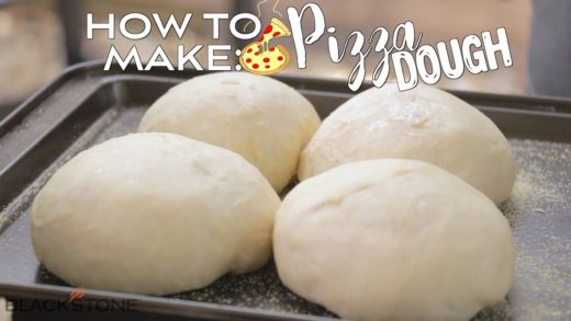 How To Make Pizza Dough | Blackstone Griddle