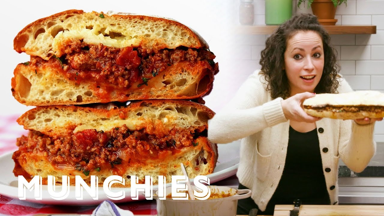 How-To Make an Italian Sloppy Joe