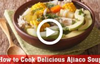 FOODporn.pl How to Cook Delicious Ajiaco Soup|HFE♪