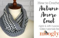 FOODporn.pl How to Crochet: Autumn Amore Cowl (Right Handed)