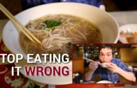 FOODporn.pl How to Eat Pho, a Vietnamese Noodle Soup – Stop Eating it Wrong, Episode 28