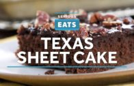 FOODporn.pl How to Make Texas Sheet Cake