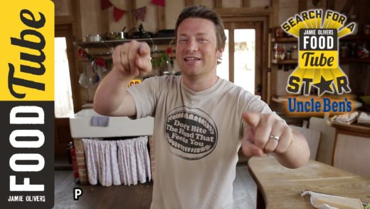 How to make an awesome Food Tube video   Jamie Oliver & Uncle Ben's
