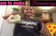 FOODporn.pl How to make homemade pizza| Addie Bear