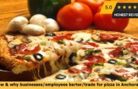 FOODporn.pl How & why businesses/employees barter/trade for pizza in Anchorage AK