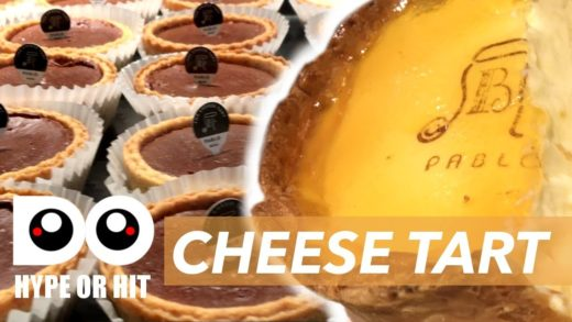 Hype or Hit  - Episode 2 : Japanese Cheese Tarts in Toronto