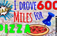 FOODporn.pl I Drove 600 Miles For A Pizza (Not Clickbait….. Seriously)