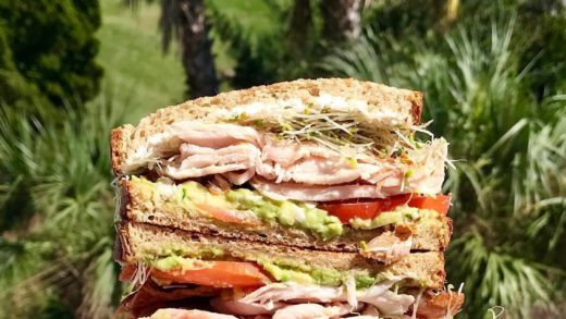 I need a Sprouts, Turkey, Avocado and Tomato sandwich - S.T.A.T. :  /: The Co-Op Sullivan's Island...