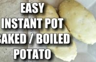 FOODporn.pl INSTANT POT: HOW TO BOIL POTATOES / HOW TO BAKE POTATOES
