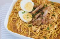 FOODporn.pl Ilocos-Style Miki Noodle Soup Recipe | Yummy Ph