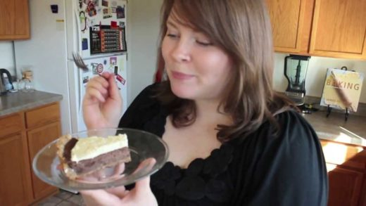 Jamie Oliver's Food Tube Star Entry-Delicious Chocolate Rice Tart