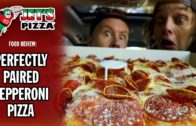 FOODporn.pl Jet's Pizza's Perfectly Paired Pepperoni Pizza Food Review   #SPONSORED
