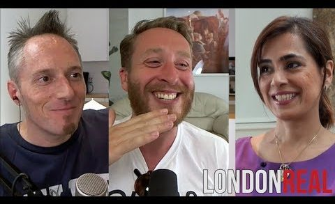 John Quilter Interview - Teaser #1 - What is Food Busking? | London Real