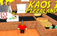 FOODporn.pl KAOS I PIZZALAND! – Roblox Working At A Pizza Place Dansk Ep 1