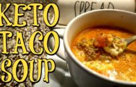 FOODporn.pl KETO TACO SOUP   SUPER EASY 5 INGREDIENTS   Cook Clean And Repeat